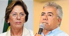 IRAM DE OLIVEIRA - opinião: Eleições 2016: disputa fica entre Rosalba e Tião