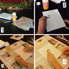Tutorial: Transferring a photo onto canvas .... been there, done that and it works great ....