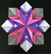 Various Origami projects - instructions and templates provided