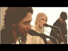The Common Linnets - CALM AFTER THE STORM - live @ The Black Tornado music studios, Copenhagen - YouTube