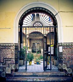 Palacio del Pumarejo, Sevilla