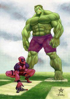 Hulk and Deadpool
