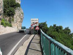 Going to Anacapri