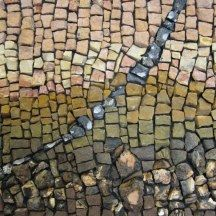 Mosaic art studio on the Great Allegheny Pass. Welcome to our magical, creative respite! Aloha Shirt, Mosaic Art, Art Reference, Brick, Explore, Stone, Artist, Detail, Mosaics