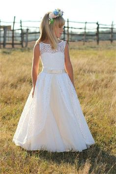 Cutest Flower Girl Dresses For The Little Ones