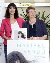 Maribel Verdú estrena biografía: 'Buscar en el pasado es algo que cuesta' #actrices #cine
