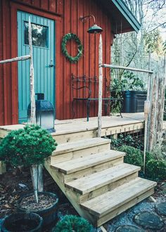 my scandinavian home: Your New Year cabin hide-away?