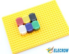 High Quality Tiny Breadboard Kit Super Mini Breadboard with Base for Arduino DIY Kit Free Shippinjg