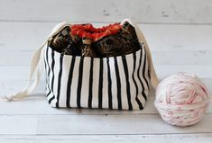 Rifle Paper Co, Hand Dyed Yarn, Knitted Bags, Fabric Design, Bucket Bag, Wonderland, Stitch, Knitting, Projects