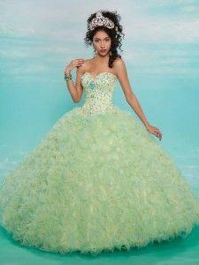 Suknie balowe Serduszko do podłogi Organza Sukienki studniówkowe  #SP5247