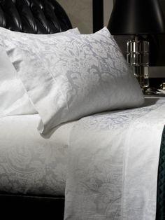 Randolf Damask Sheeting - Ralph Lauren Home Solid Sheets & Pillowcases - RalphLauren.com