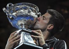 Love both Rafa and Nole. Glad they gave such an entertaining Championship match!