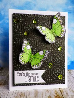 stamping and stitching: Card for 100th Scramble