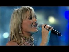 Dana Winner - Moonlight Shadow - YouTube