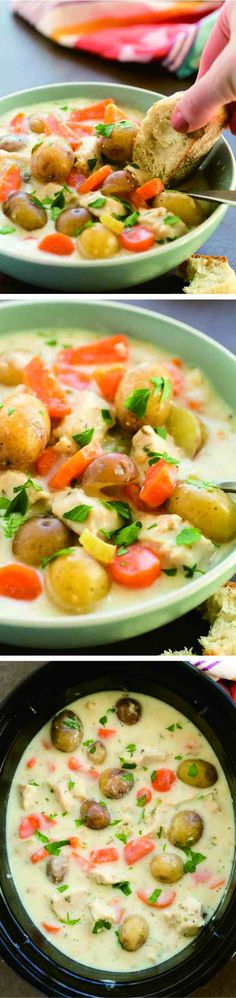 cheese, chicken, healthy, milk, parmesan, potato, recipes, soup, vegan