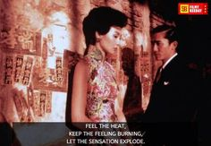 Coppola gravitates toward 'In the Mood for Love,' which is set in Hong Kong. The Best Films, Great Films, Good Movies, Insane Movie, Hollywood Quotes, Maggie Cheung, The Shawshank Redemption, Film Blade Runner, Ugly Faces