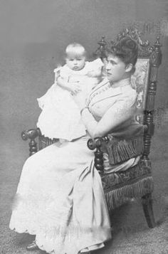 Princess Irene and child From pinterest.com:lyndira:henry-and-irene