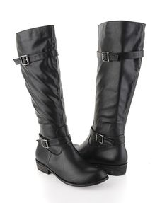 Forever 21 boots I saw this weekend and really wanted in brown but they didn't have my size and are sold out online :(