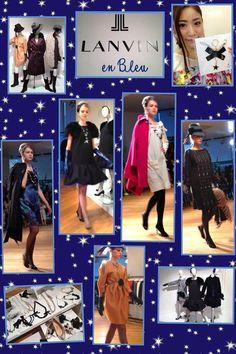 ~ミス・インターナショナル 2011日本代表がお届けする~ 【☆Nagomi's View番外編☆ 展示会『LANVIN en Bleu (ランバン オンブルー)』へ! 】 Lanvin, Beauty, Beauty Illustration