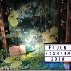 Ambiente Frankfurt 2018 Wash + Dry Halle 8 E 30 Floor Fashion Mats Frankfurt, Halle, Flooring, Instagram, Painting, Fashion, Glass Display Case, Environment, Pranks