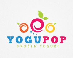 Logo design inspiration gallery and showcase featuring professional logo designers. Professional Logo, Frozen Yogurt, Logo Design Inspiration, Berries, Berry Berry, Logos, Beverages, Graphics, Ice Cream