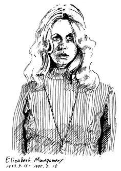 「ダーリン」 エリザベス・モンゴメリー