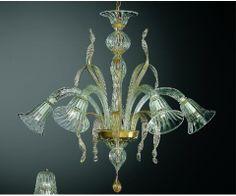 Beautiful Murano Glass Chandeliers  http://www.murano-store.com #Italy #France #USA #Germany Free Shipping worldwide