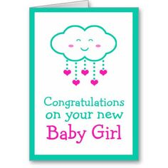 Baby Shower Card Messages For Download