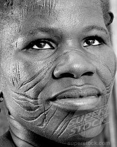 Africa   Woman from Burkina Faso   ©Photononstop
