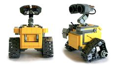 Lego Ideas - Wall-E - Angus MacLane