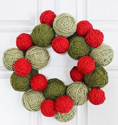 #Natale: #decorazioni ecologiche fai da te