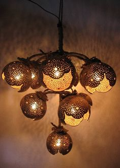Coconut Lamp CL32