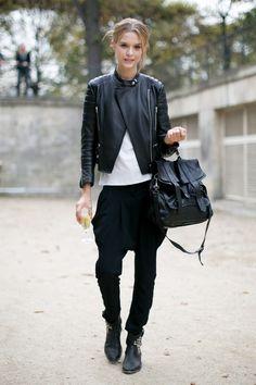 Paris Fashion Week Spring 2014 Models Pictures - StyleBistro