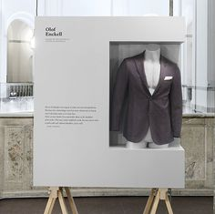 What is a dandy? What does he look like? Some say a dandy is a particular person. Others say a dandy is a way of life. The key to finding a . Stand Design, Display Design, Booth Design, Visual Display, Fashion Displays, Museum Displays, Exhibition Display, Museum Exhibition, Retail Interior
