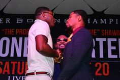Here is Potshot Boxing's (PSB) Prediction for the upcoming Catch Weight (144 lbs.) Welterweight fight between Adrien Broner and Shawn Porter. http://www.potshotboxing.com/?p=6135