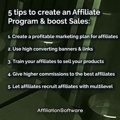 Start your own Affiliate Network, allow affiliates to promote your products and increase sales with AffiliationSoftware. - - - #affiliatemarketing #digitalmarketing #ecommercebusiness #businessowner #businessowners #onlinemarketing #marketingstrategy #entrepreneurship #entrepreneur #affiliate Marketing Plan, Affiliate Marketing, Online Marketing, Digital Marketing, E Commerce Business, Increase Sales, Growing Your Business, Entrepreneurship, Software