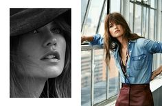 Cover Story | Behati Prinsloo Photoshoot | Magazine | NET-A-PORTER.COM