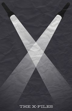 Minimal, The X-Files by Bill Pyle