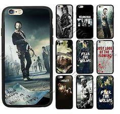 The Walking Dead 6 Rick&Darryl Case for Iphone 6s/7 plus&S5/6/7 edge Phone Case | eBay