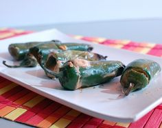 grilled jalapeno poppers via @spabettie