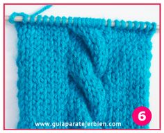 Guide to Knitting Well: Knitting Ropes: Step by Step Labor, Crochet For Beginners, Some Ideas, Knitted Hats, Knitting, Ropes, Step Guide, Crochet Ideas, Knit Patterns