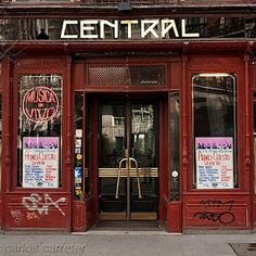 Café Central, an all-time favorite for jazz lovers in Madrid