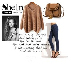 """#2/6 Shein"" by ahmetovic-mirzeta ❤ liked on Polyvore"