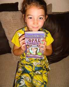 Enter this competiton to win a copy of Opal Plumstead by Jacqueline Wilson