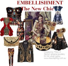 """Embellishment"" by nikkisg on Polyvore"