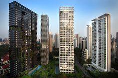 Jean Nouvel . Le Nouvel Ardmore . Singapore (13)
