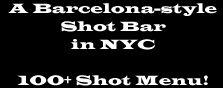 Barcelona Bar - 923 EIGHTH AVENUE (B/N 54TH AND 55TH)