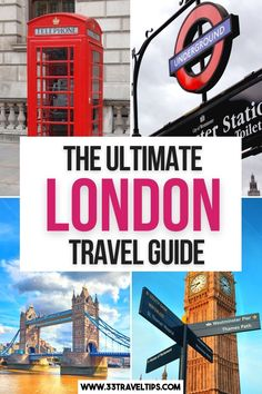The Ultimate London Travel Guide. London packs a powerful punch of parks, museums, landmarks, and restaurants. Check out these 44 top London travel tips that will help you enjoy the British capital. Things to do before going to London | When to go to London | What to eat in London | Where to eat in London | Things to do in London | How to go to London | Where to stay in London | London Travel Guide | London Bucket List | London Travel Tips | #london #uk #traveltips Europe Travel Guide, Travel Guides, Travel Destinations, Scotland Travel, Ireland Travel, San Diego, Things To Do In London, London Travel, European Travel