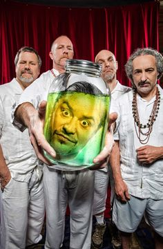 Faith No More for Kerrang! Kinds Of Music, Music Is Life, I Love It Loud, Mike Patton, Band Photos, Alternative Music, Pictures Of People, My Favorite Music, Led Zeppelin