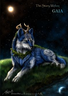 "One of the main characters of ""The Starry Wolves"". Jupiter is hailed as Father of Gods, leads the Solar Warriors, defends the center. Check the links below if you are interested in this original cr..."